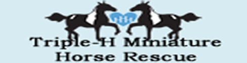 Triple H Miniature Horse Rescue
