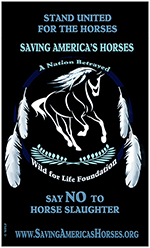 Stand United for the Horses